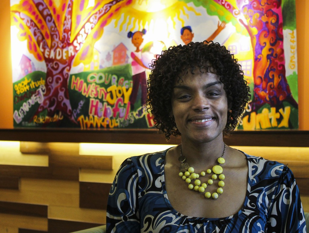 MANDI finalist La'Ketta Caldwell brings a passion for young people and the arts to her job as senior program manager for the Boys & Girls Clubs. (Photo by Alhaji Camara)