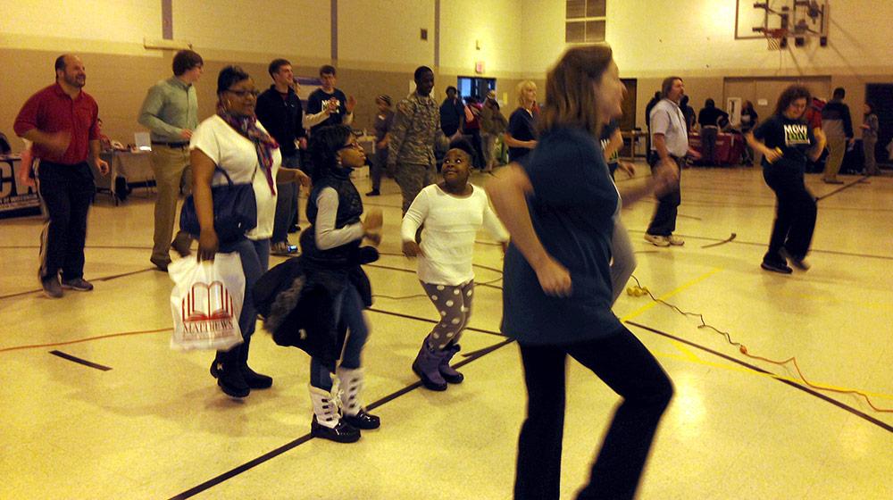 Last year's Health Fest drew over 125 people.