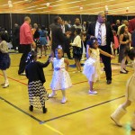 Daddy/daughter dance sells out to more than 800 families