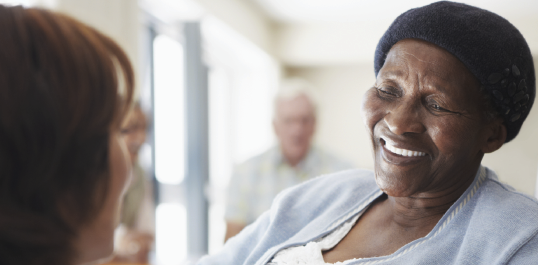 In honor of National Healthcare Decisions Day on April 16, this week is an ideal time to create your advance care plan. (Image courtesy of Community Care, Inc.)