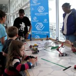 Davis Boys & Girls Club members demonstrate robotics skills at Discovery World