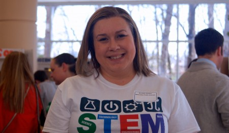 Rochelle Sandrin, science curriculum specialist at MPS, oversees the progression of K-12 science courses throughout the district. (Photo by Molly Rippinger)