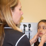 St. Anthony's Padre Pio Clinic brings health care into the school