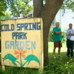 Rain garden to occupy lot in historic Cold Spring Park