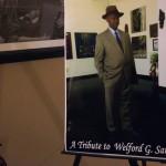 Community members gather to honor Welford Sanders' legacy