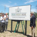 New logo for the Near West Side unveiled