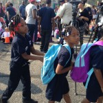"""MPS leaders gather at Carver Academy to celebrate """"Day One"""""""