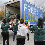 College Possible fought hunger to give back this Make a Difference Day