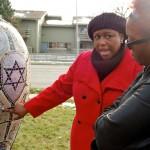 Sherman Park neighborhood marks gateway with new sculpture