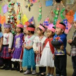 Refugees welcomed at annual International Learning Center holiday party