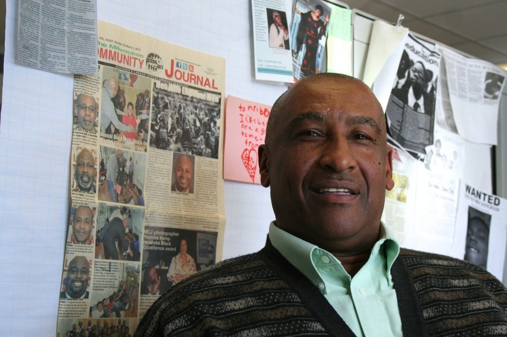 Rodney Bourrage created Operation DREAM in 2006 after 20 years of teaching and other community work. (Photo by Jabril Faraj)