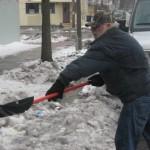 On the Block: Grab a shovel
