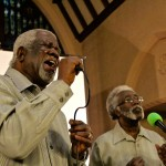 Gospel groups share passion for music, support local health services