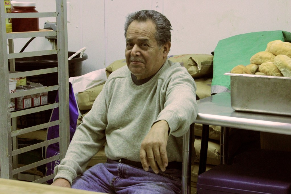 Señor José Lopez is known for being the first authentic Mexican baker in Milwaukee.