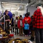Bradley Tech showcases MPS robotics team ahead of competition