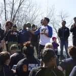TRUE Skool, Public Allies spruce up MLK Peace Place for Global Youth Service Day