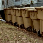 How to get large trash items picked up free