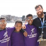 'Natural' coach teaches students life lessons through play