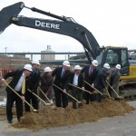 Standard Electric Supply Co. breaks ground on building expansion