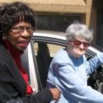 How to help seniors get around