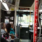 Riders on the 30X bus line talk about race relations in the city