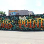 Artist and colleagues give back with 65-foot mural in Walker's Point
