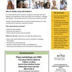 Healthy Living with Diabetes workshop
