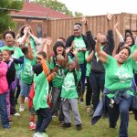 UNCOM's 9th annual Walk for Wellness steps off at COA Goldin Center