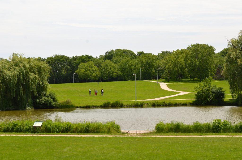 Dineen Park (Photo by Sue Vliet)