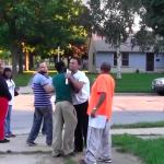 Weekly walks in Lindsay Heights help build community