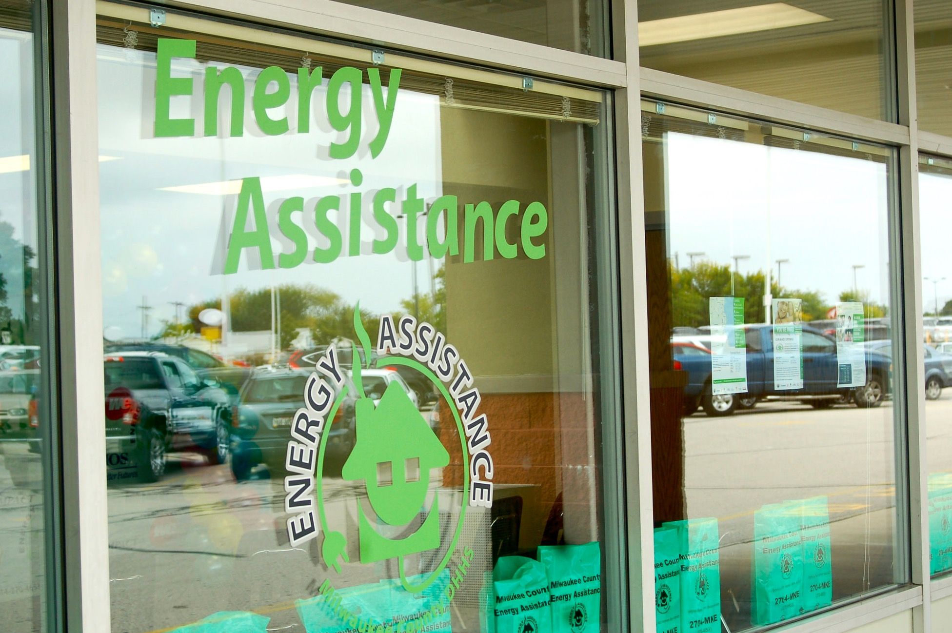 Two new county Energy Assistance Program sites opened this year, at 6918 W. Brown Deer Road and 5663 S. 27th St. in Greenfield. (Photo by Brittany Carloni)