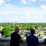 Downtown development boom must benefit challenged neighborhoods, city leaders say
