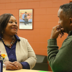 Clarke Square leader works to move residents from 'passion into action'