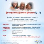 Special Programming for Parents/Caregivers and Their Youth, Ages 10-14