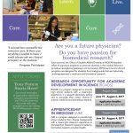 Medical College of Wisconsin recruiting for summer programs