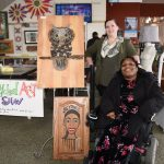 Recycled art raises funds for Habitat for Humanity