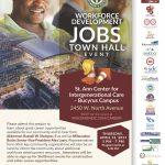 Alderman Stamper to host April 13 Jobs Town Hall Event at St. Ann Center