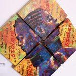 Visual artist creates murals, paintings focused on African diaspora