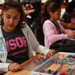 Hayes students exposed to STEM careers through GE Girls program