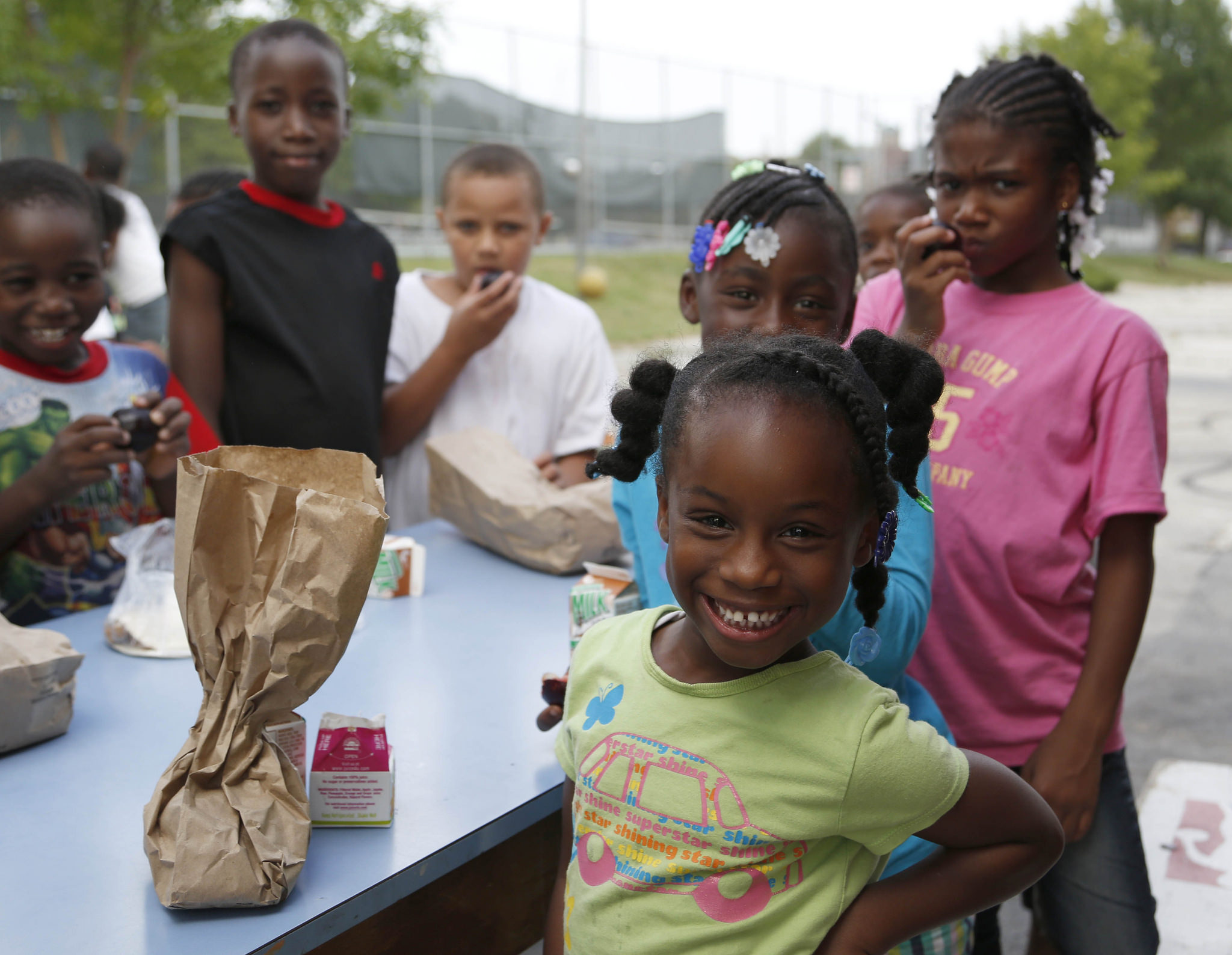 Summer Food Service Program Provides Free Meals For Milwaukee
