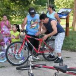 Low-income neighborhoods need more access to bike, walking trails, community groups say