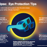 How to stay safe when viewing the solar eclipse