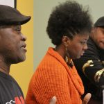 Grassroots activists share thoughts about black empowerment at panel discussion