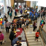 Community members embrace new Mitchell Street library branch