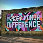 Large, colorful 88Nine Radio Milwaukee mural celebrating diversity completed in Walker's Point neighborhood