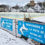Milwaukee Recreation prepares ice rink at Burnham Playfield