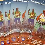 NNS distributes free copies of 'The Long March to Freedom' on MLK Day
