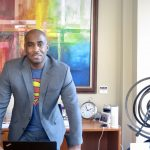 Developer Kalan Haywood works to 'build people, build solutions'