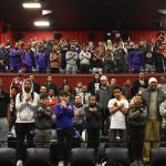 Male MPS students inspired by 'Black Panther' themes of positivity, unity
