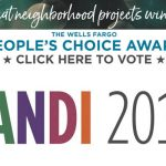 Please confirm that your People's Choice vote is counted